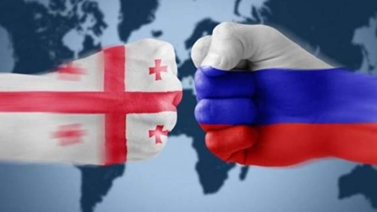 У Грузії відповіли на залякування Медведєва