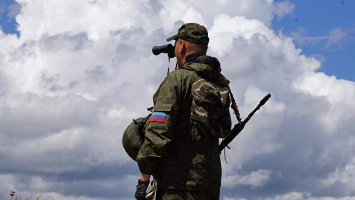 Втоплений танк бойовиків, або Навіщо українська розвідка запускає фейки