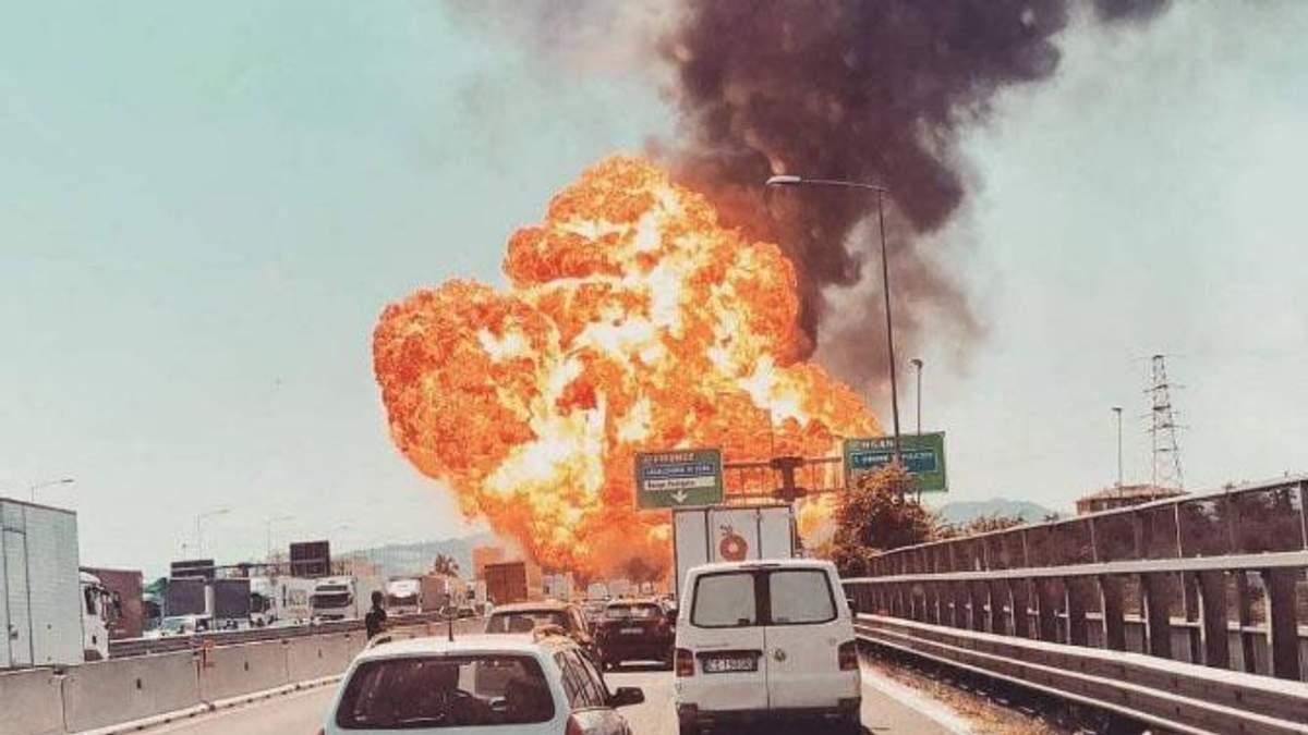 Взрыв возле аэропорта в Болонье - количество погибших