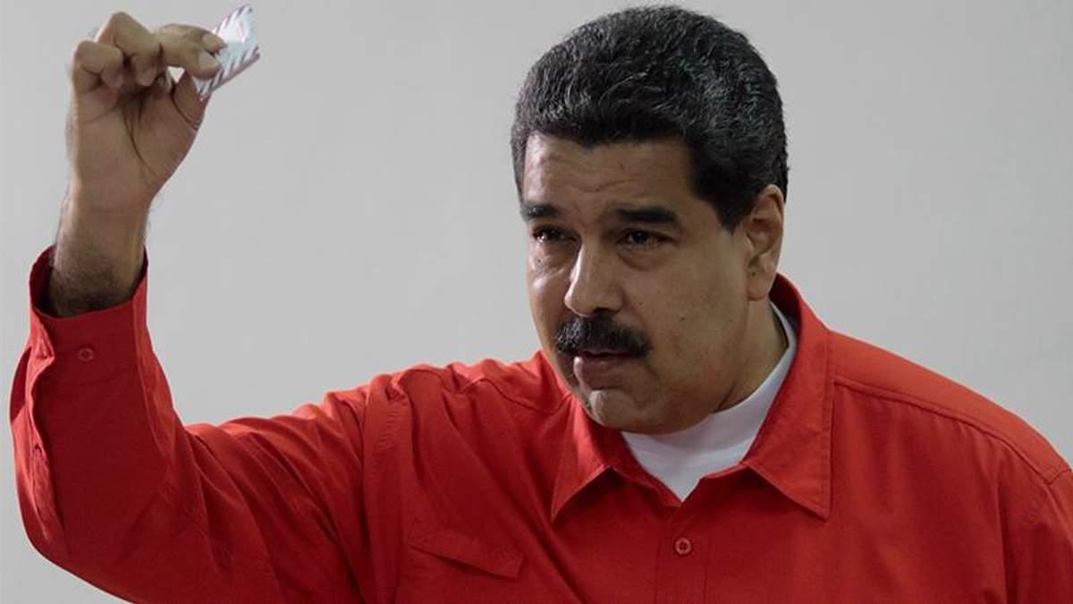 Мадуро заявив, що володіє доказами причетності до замаху на себе президента Колумбії