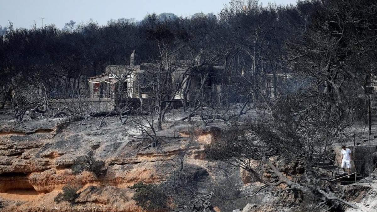 В Греции будут сносить нелегальные сооружения
