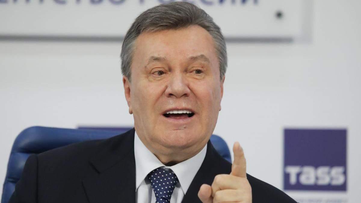 У Януковича з'явився новий адвокат