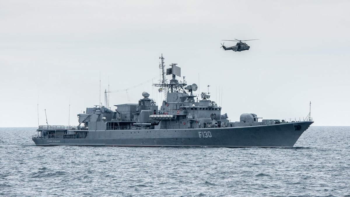 Корабль ВМС ВСУ