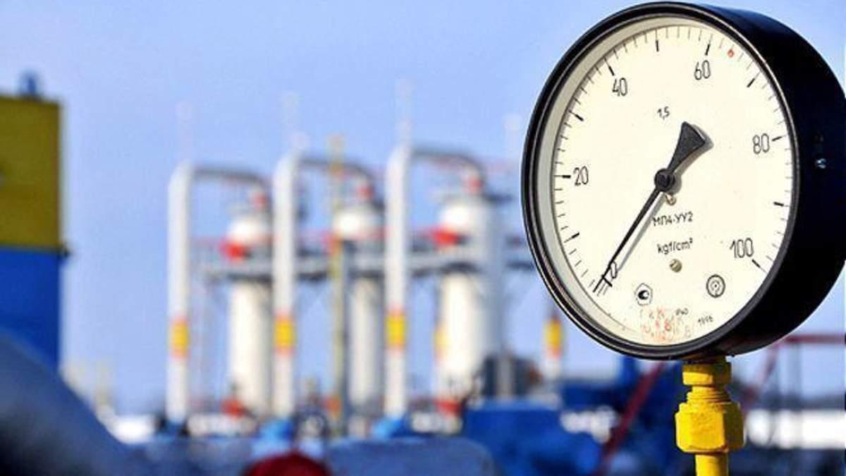 Для Украины подорожал импортный газ