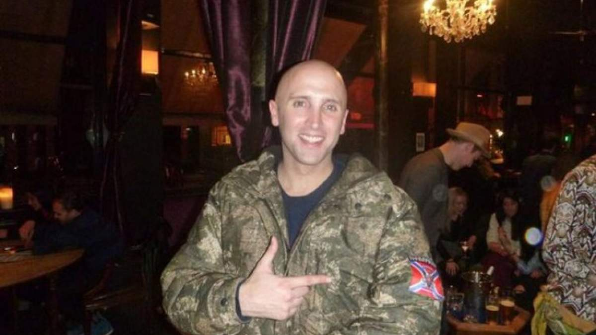 Пропагандист Кремля Грэм Филлипс
