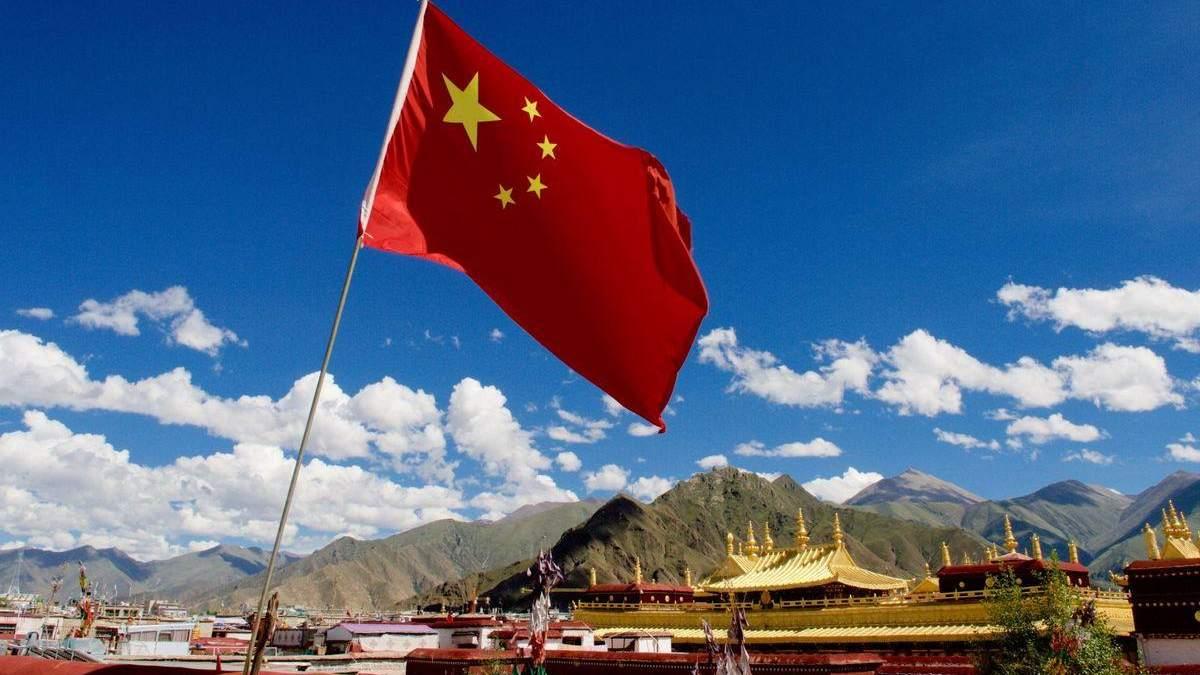 Китай введе санкції проти США