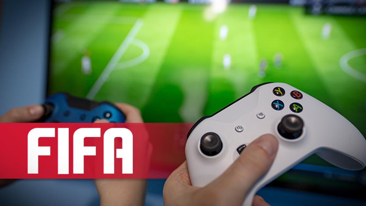 Історія гри FIFA