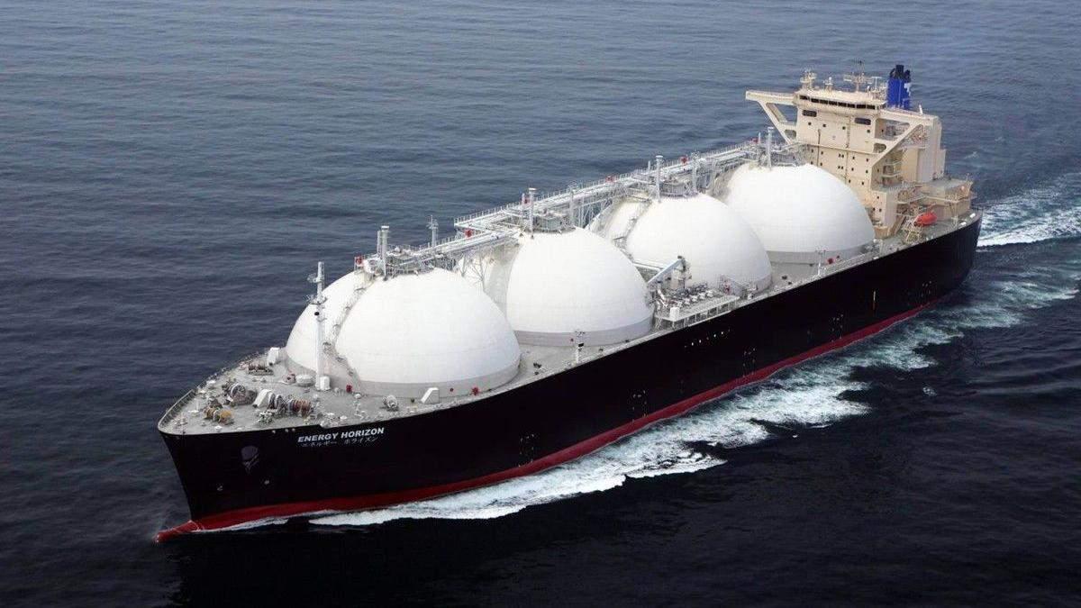 США збільшив постачання газу до Європи