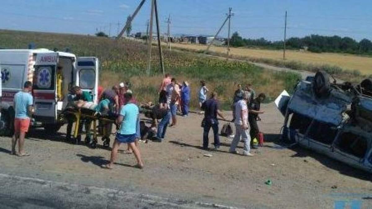 Смертельное ДТП на Запорожье: водитель грузовика прокомментировал столкновение