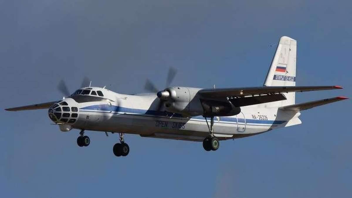 Російські військові літаки двічі за тиждень порушили повітряний простір країн Балтії
