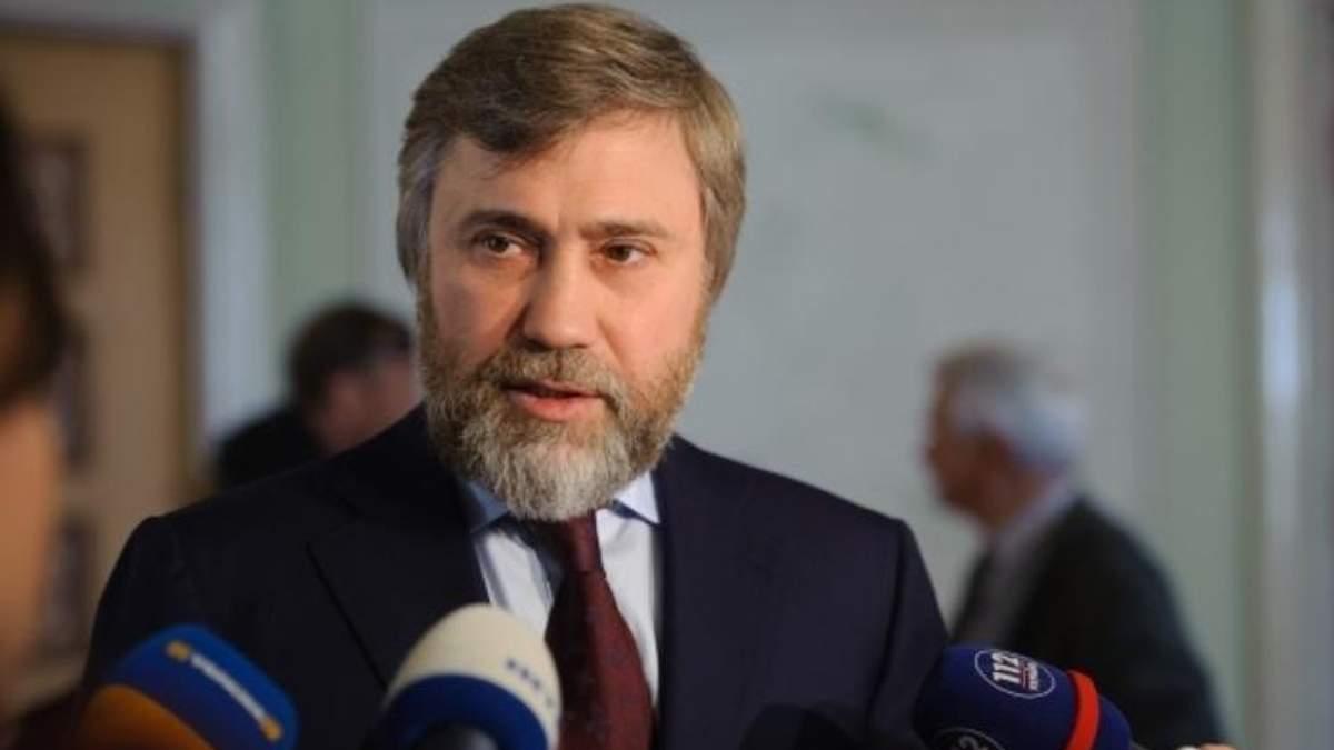 Если кто-то скажет, что выбор кандидата от партии уже сделан, это неправда, – Новинский