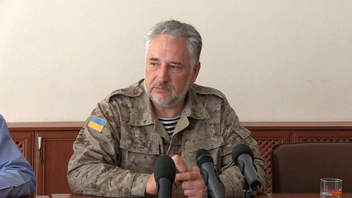 Жебривский рассказал, для чего Путин блокирует Азовское море