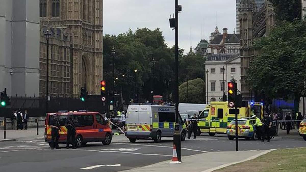 Наїзд на людей у Лондоні