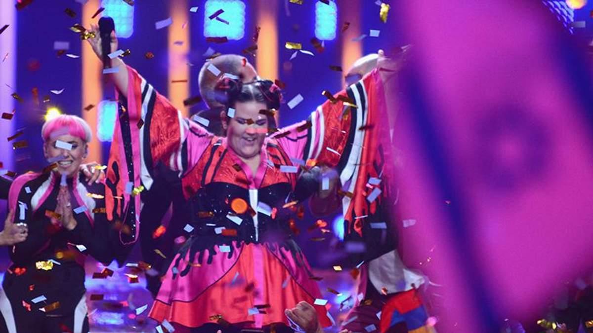 Нетта Барзілай перемогла у Євробаченні-2018