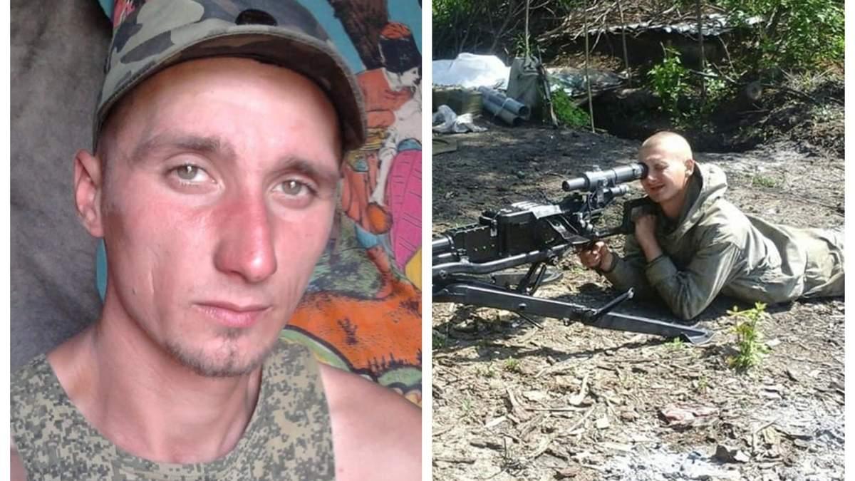 Потери боевиков на Донбассе: украинский военный показал фото ликвидированных террористов