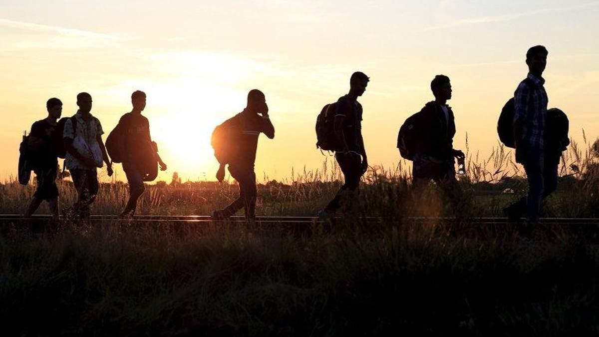 Нелегальні мігранти почали загрожувати держбезпеці України