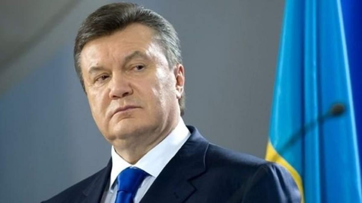 Янукович відмовився від безкоштовного адвоката і заборонив йому бути на суді щодо втрати Криму