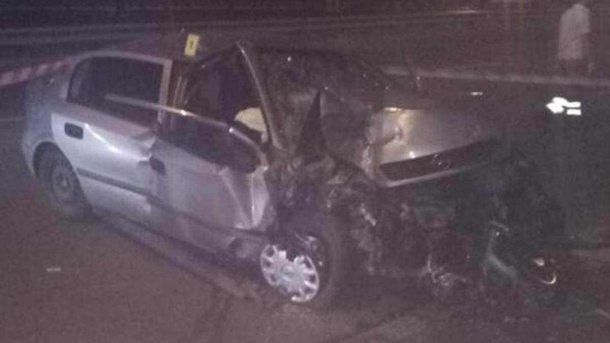 Смертельное такси: в ужасном ДТП в Киеве погибла пассажирка
