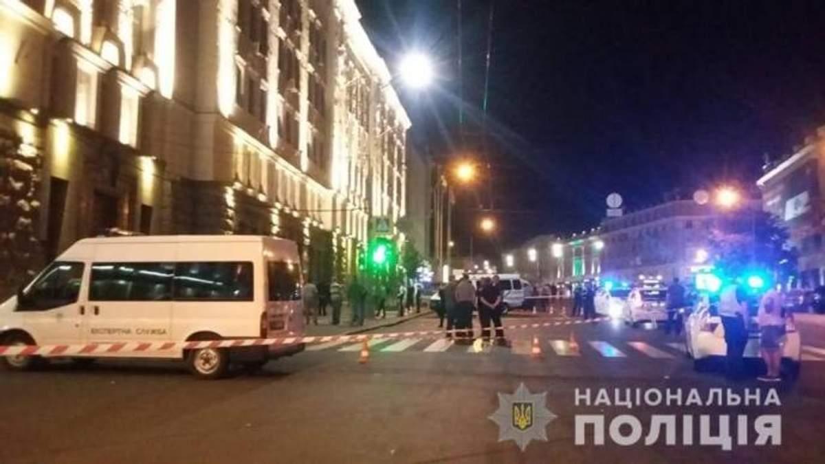 Стрельба в центре Харькова: погиб полицейский Дмитрий Кириенко