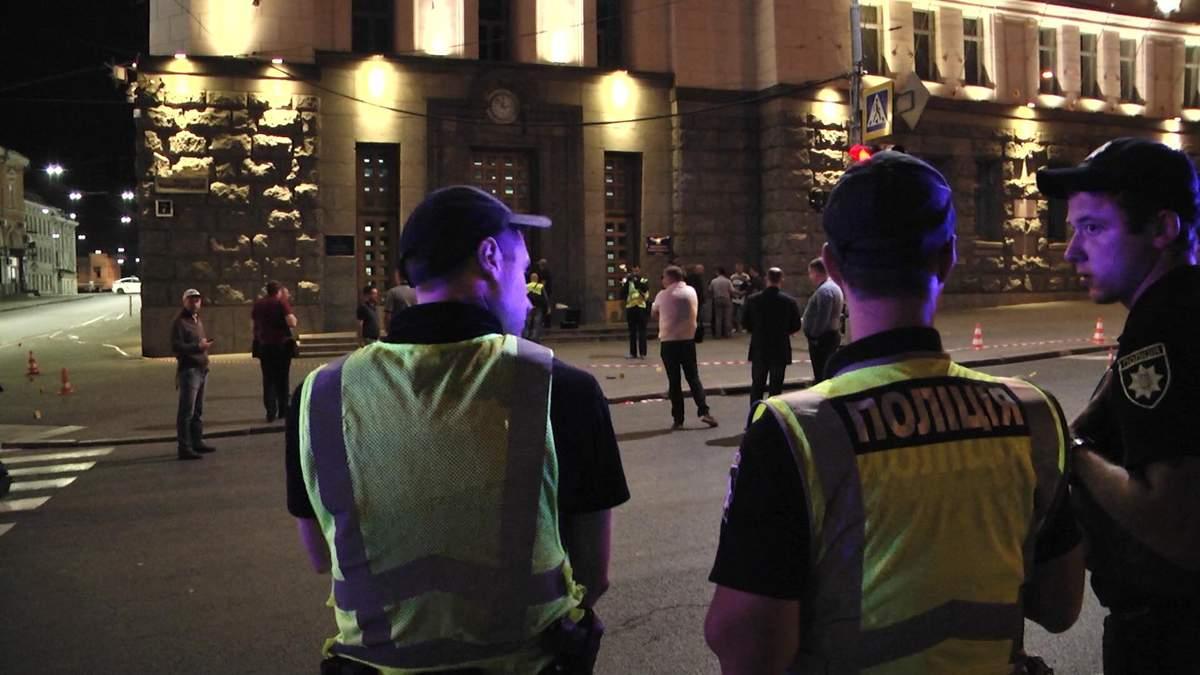 У поліції розповіли, як розгорталися події під час стрілянини у центрі Харкова