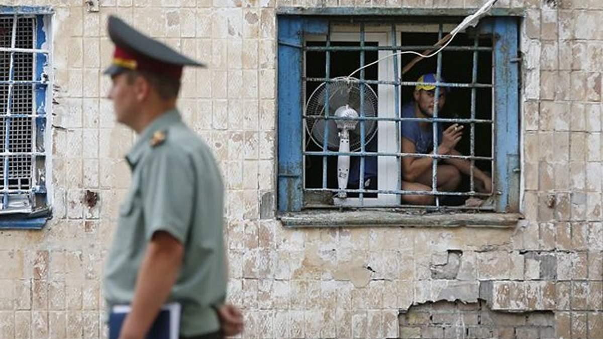 У Лук'янівському СІЗО вбили в'язня