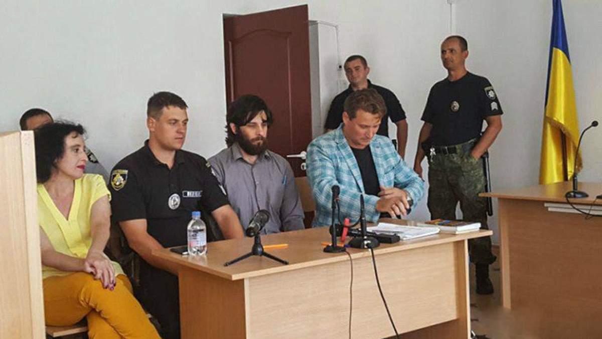 Суд продовжив арешт бразильцю-бойовику Лусваргі