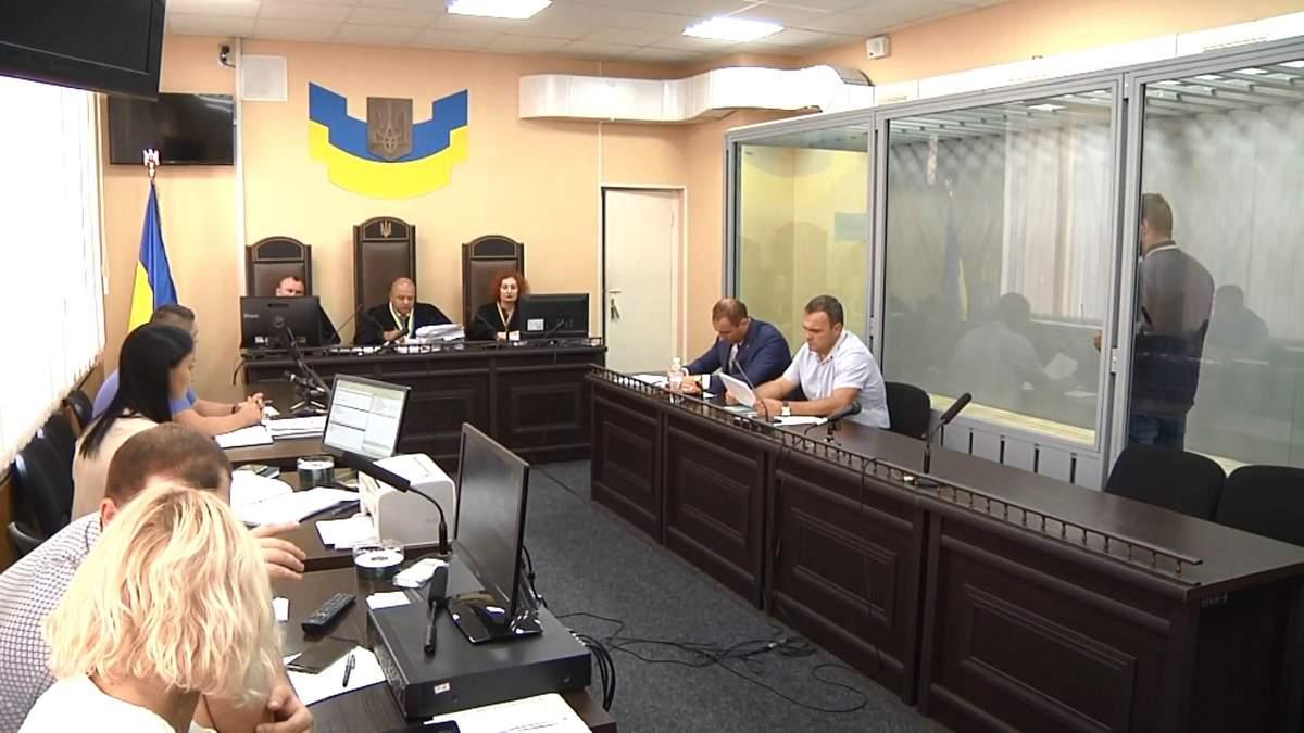 "Убийство Олешко ""Сармата"": суд оставил подозреваемых в СИЗО"