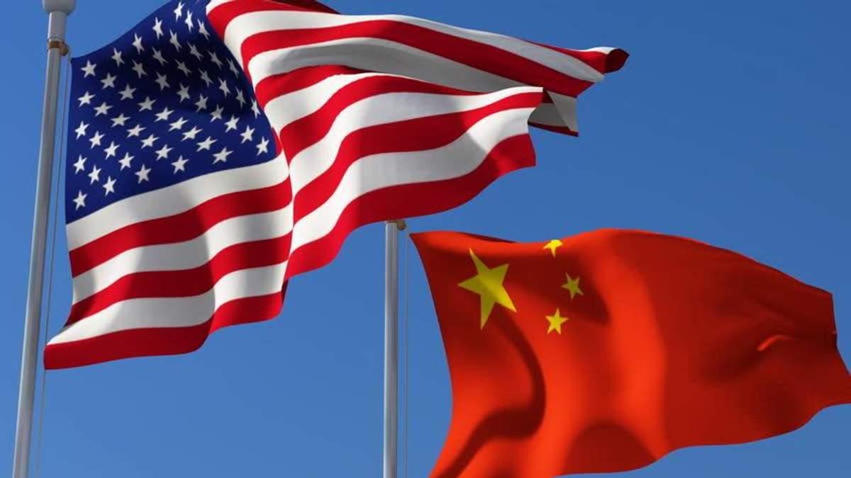 США вводять нові санкції щодо Китаю