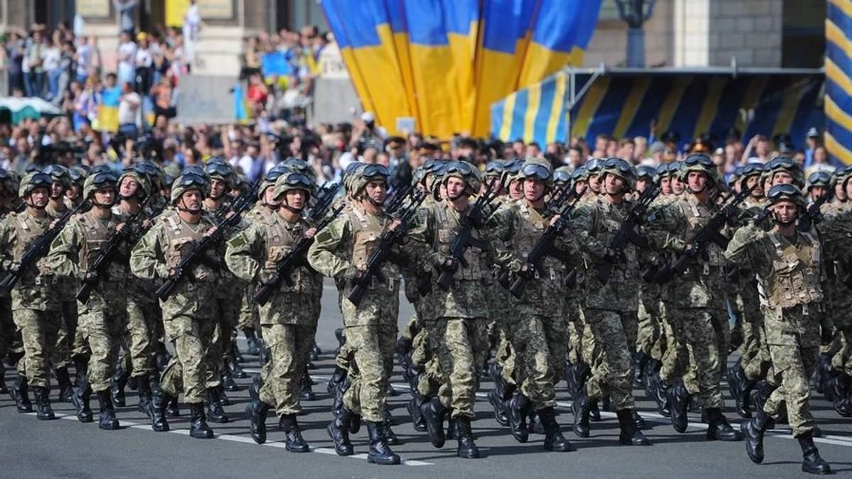 В Україні перейменують чотири військові бригади
