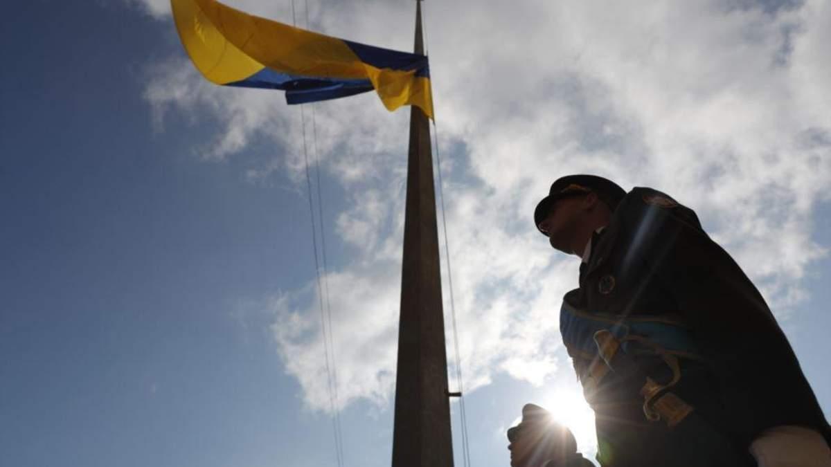 У містах України повинно бути більше прапорів, щоб бачити символ вільної та незалежної країни