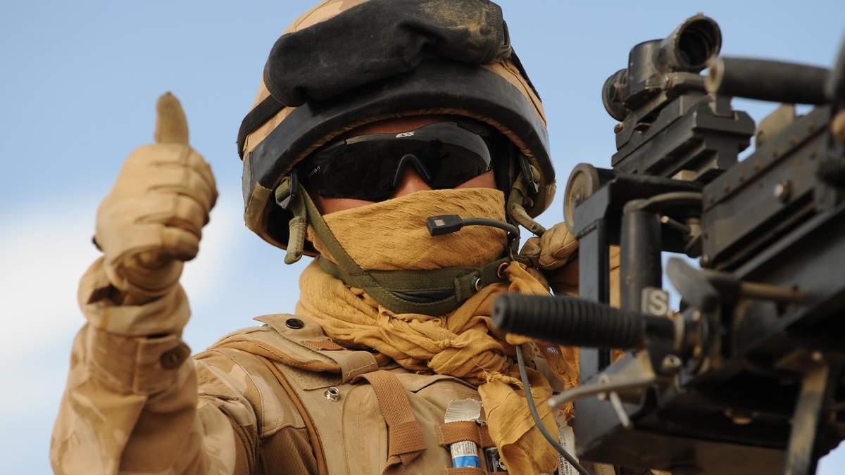 Техніка війни. Унікальні військові окуляри 28536efd95704