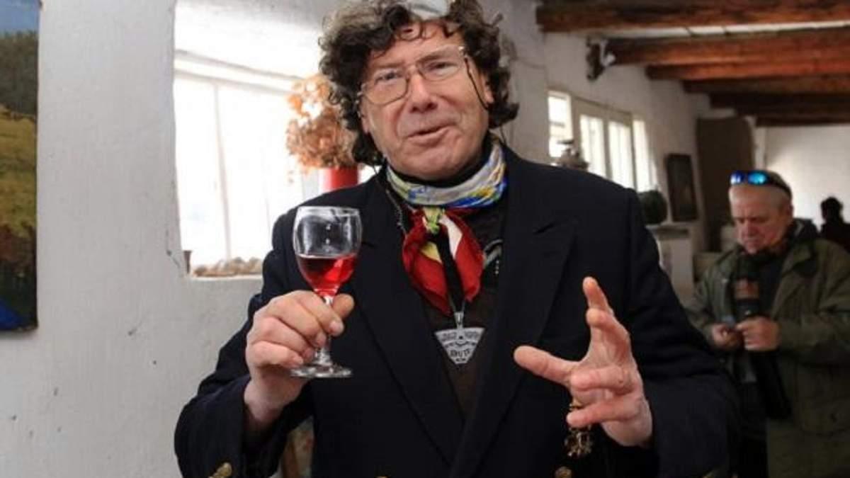 На Одесчине подожгли угодья известного французского винодела: фото
