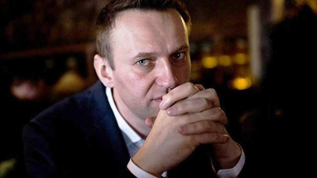 За що затримали Олексія Навального 25 серпня