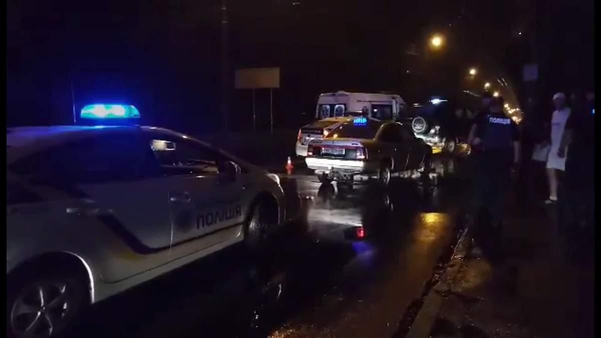 У Рівному таксист стріляв у пасажирів: фото, відео