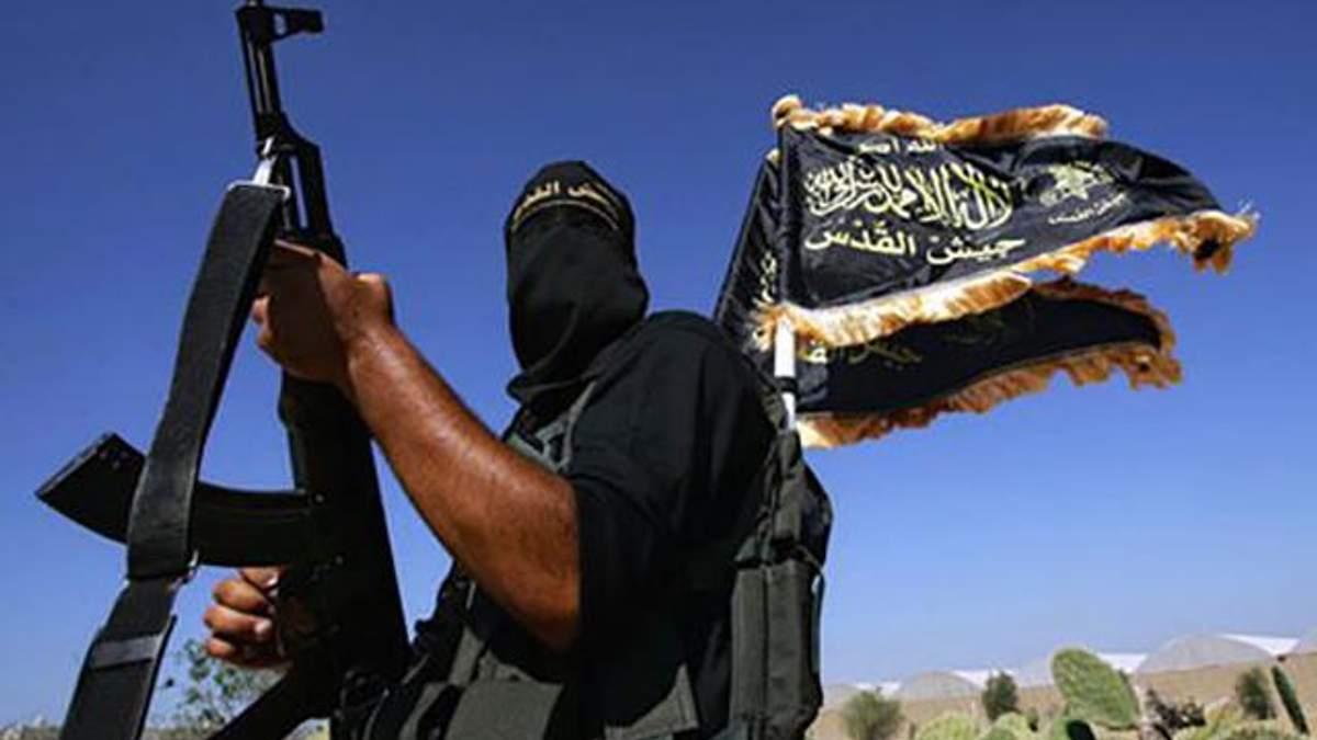 """В Афганистане убили главаря ячейки """"Исламского государства"""""""
