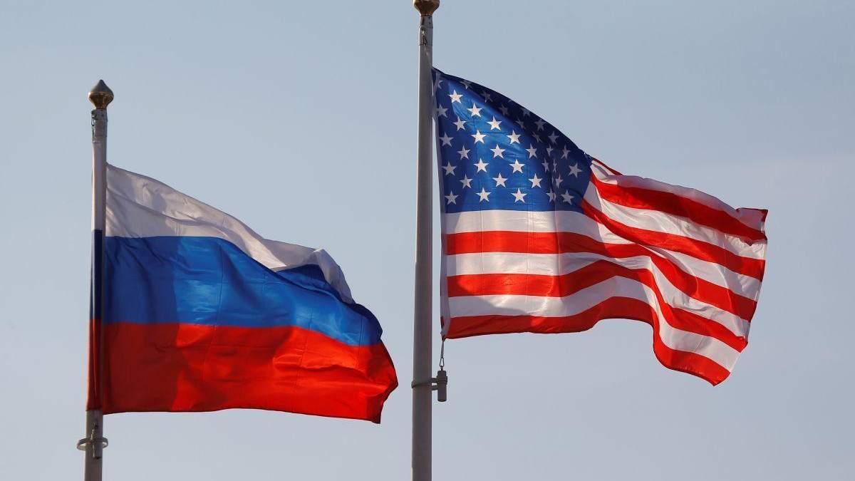 Вступили в действие новые санкции США против России