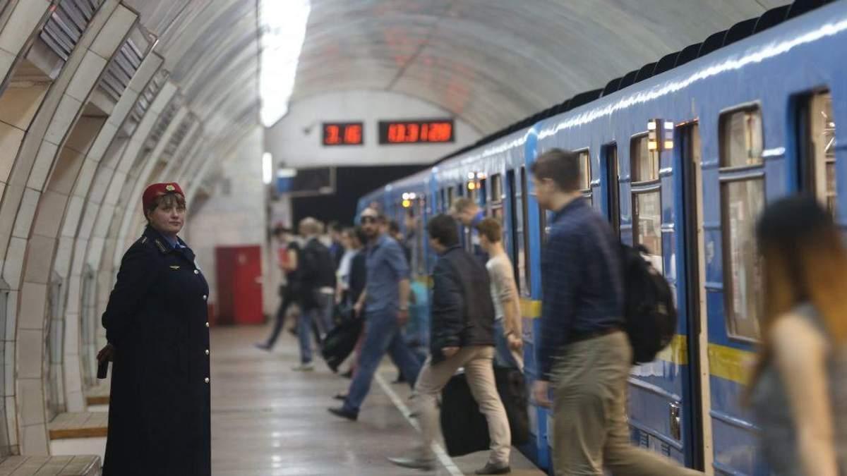Нове табло у метрополітені обійдеться українцям від 11 до 140 мільйонів гривень
