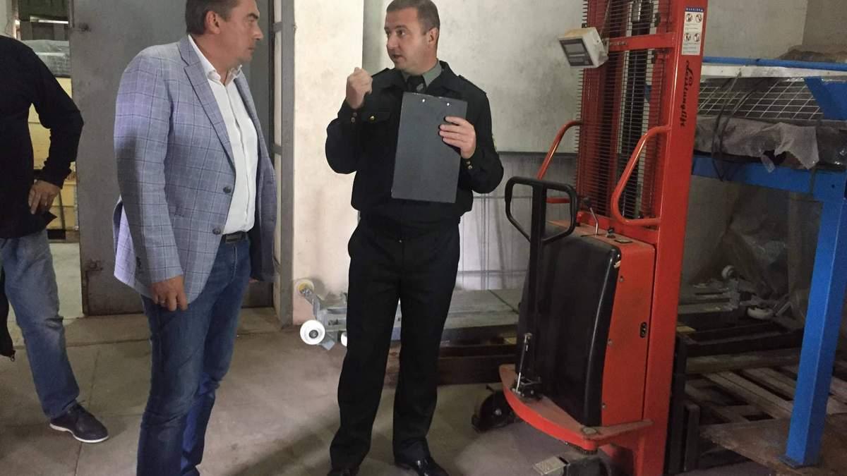 Дмитро Добродомов на зустрічі