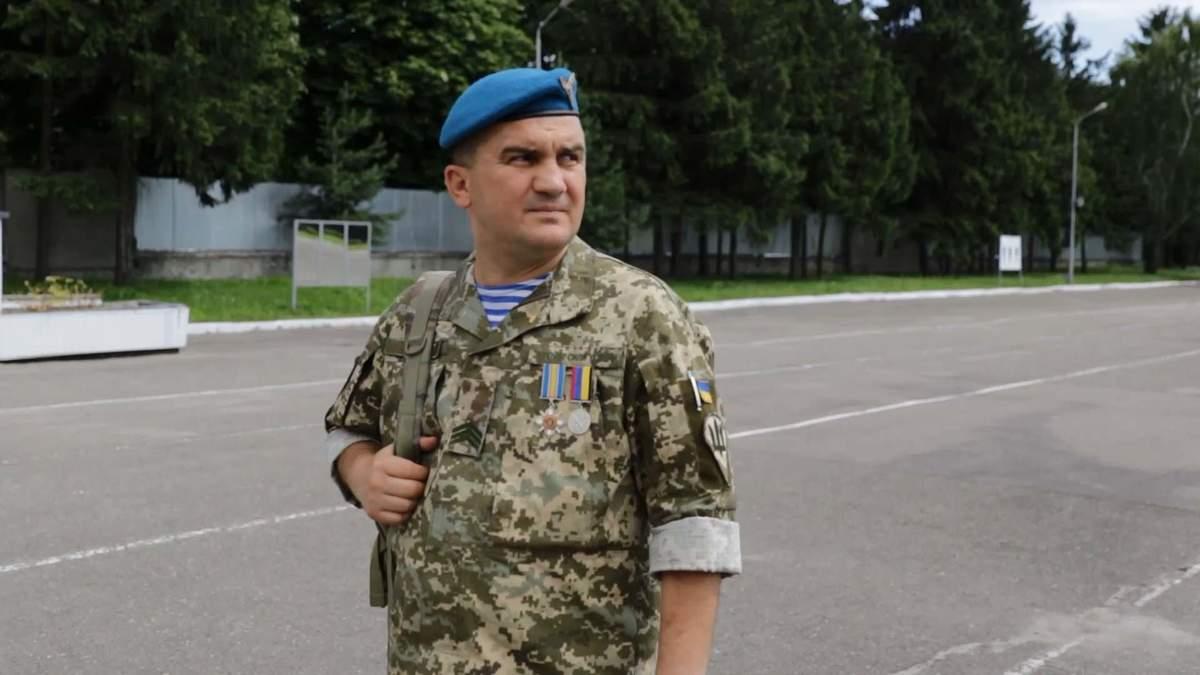 """""""Мы просто пошли на прорыв"""": история украинского воина, от которой захватывает дух"""