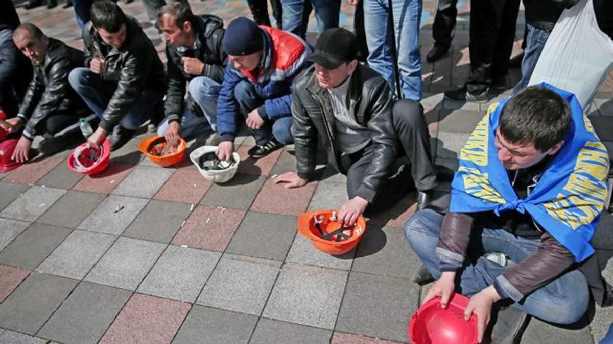 Шахтарі повернуться до Києва, щоб домогтися відставки Насалика, – нардеп Шахов