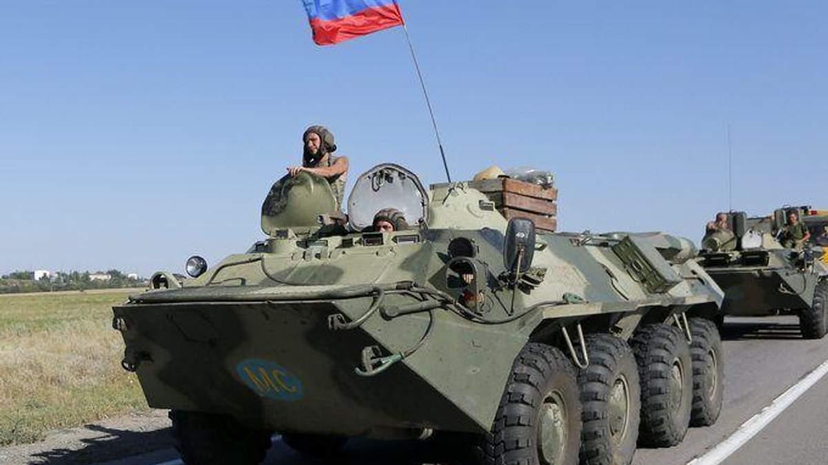 Росія перекинула на Донбас новітнє озброєння: у ЗСУ розповіли навіщо