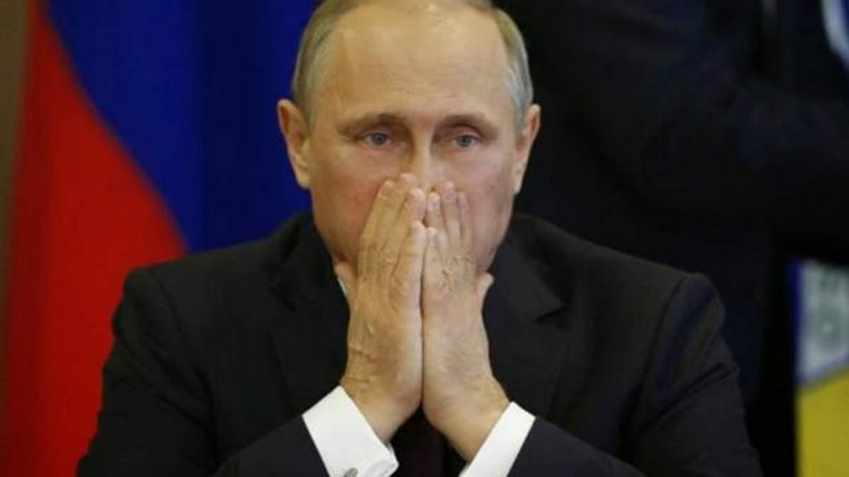 Нові санкції США проти Росії: Москву може врятувати хіба що смерть Путіна