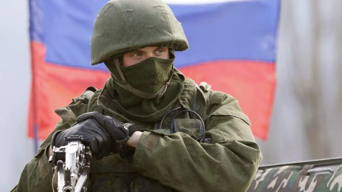 Скільки російських військових загинули на Донбасі за перший рік війни: дані розвідки