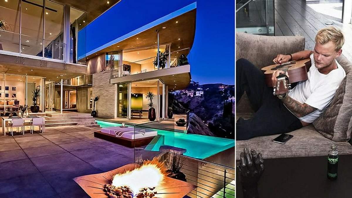 Дом Avicii в Лос-Анджелесе тайно продали