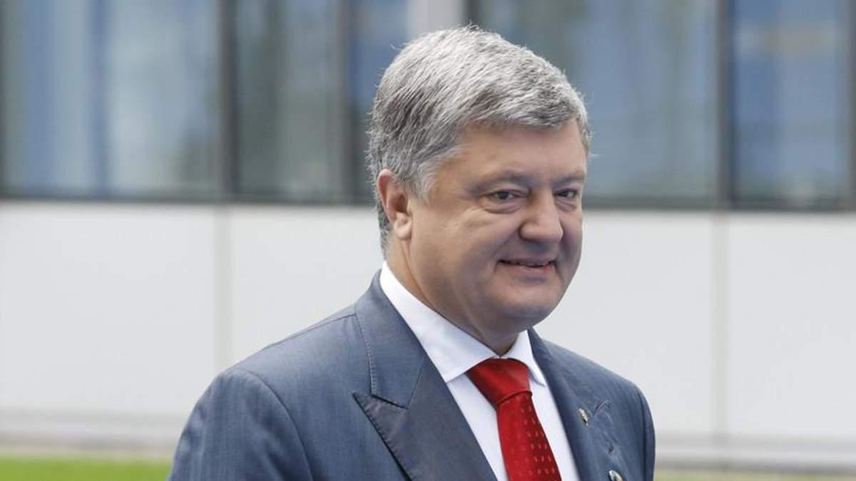 Порошенко назначил главу предвыборного штаба