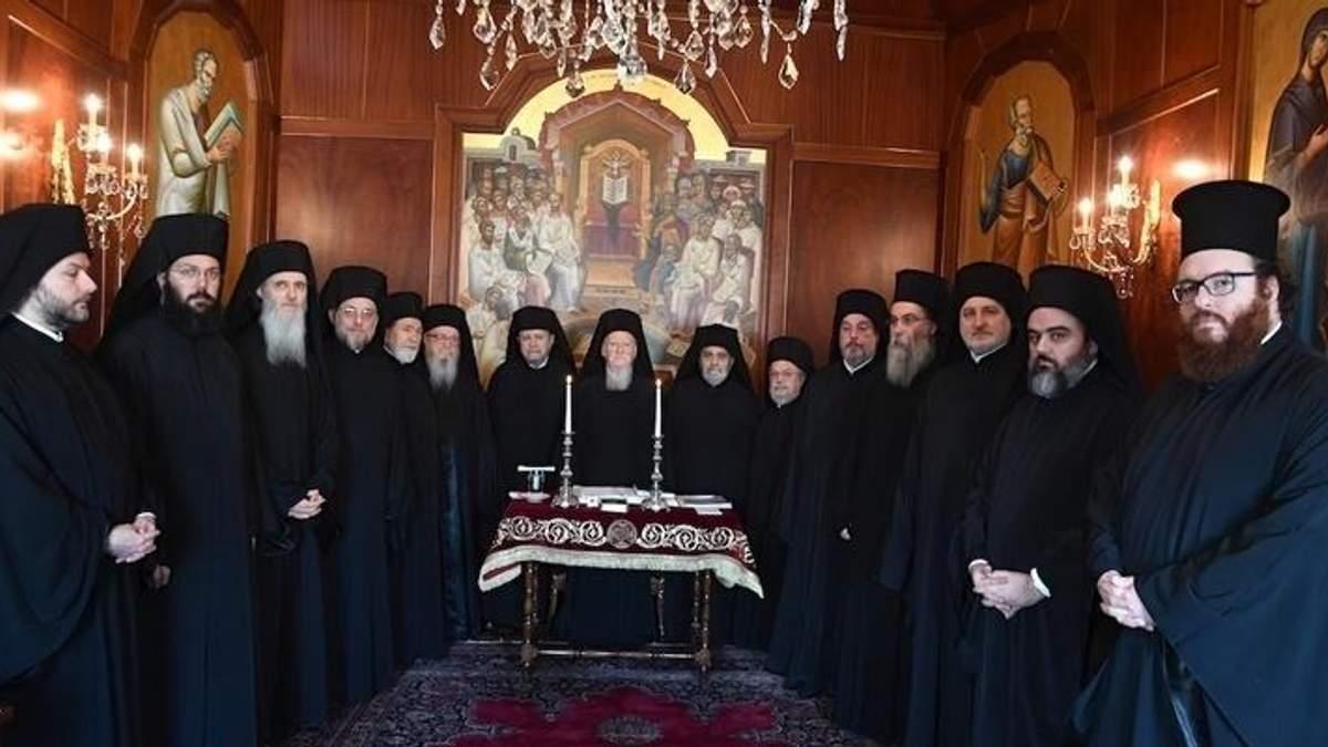 Константинопольской церкви требуется согласие других церквей для предоставления автокефалии