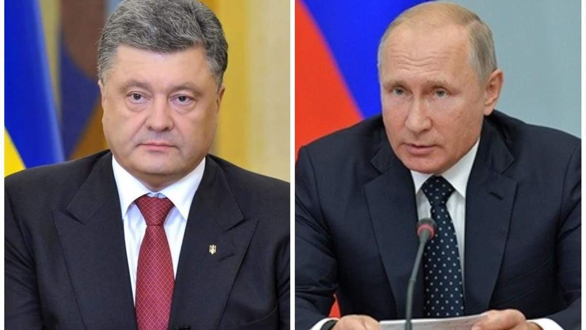 Пєсков прокоментував спогади Олланда про погрози Путіна Порошенку