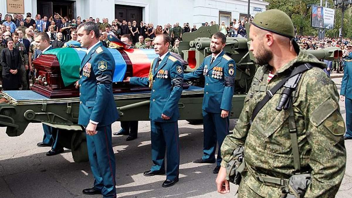 Инсайды по делу Захарченко: убит ли боевик на самом деле