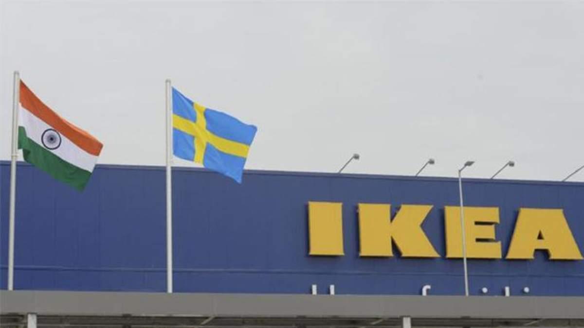 Індійську IKEA оштрафували