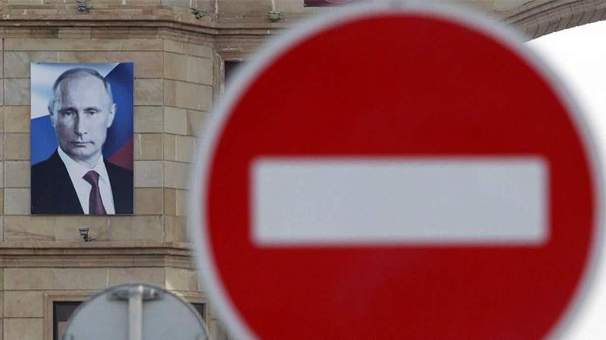 В Евросоюзе продлили санкции против России еще на пол года